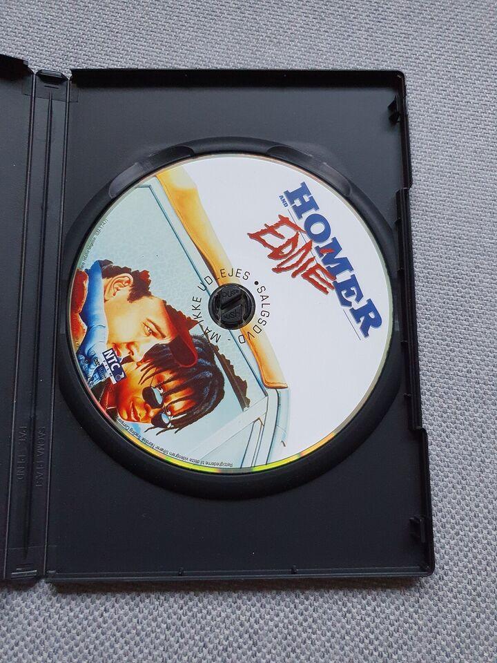 Homer and Eddie, instruktør ., DVD