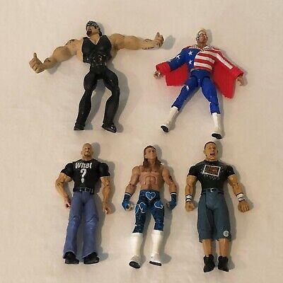 WWE WWF Elite Wrestling Action Figure Random Delivery Wrestlers Jakks Mattel