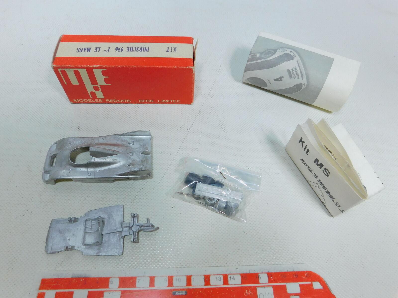 Bx776-0, 5 Mre 1 43 Kit Porsche 936 le Mans 77 1977 Unbuilt, Very Good +Box