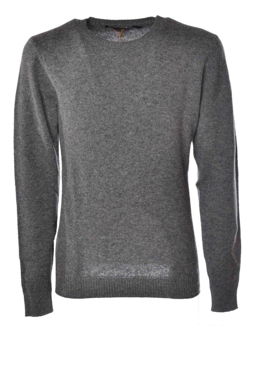 Irish Crone  -  Sweaters - Male - Grey - 2509626N173455