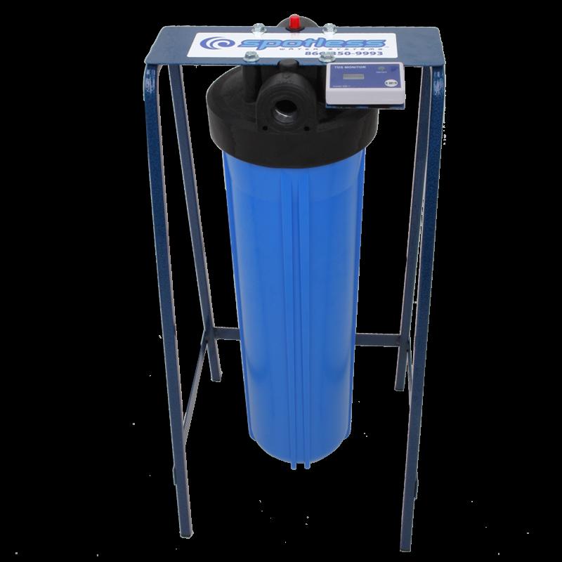 DI-120 moyenne de sortie d'eau désionisée permanent système