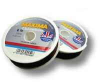 100m Spools Of Maxima Fishing Line. All Sizes - Chameleon Line
