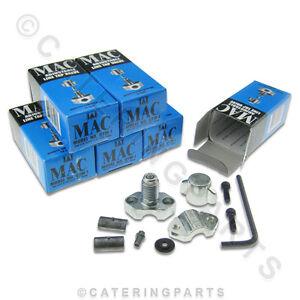 36 Pack Mac Qtm Linie Zapfventil Kits für Kupfer Kühlschrank Rohr Kältetechnik