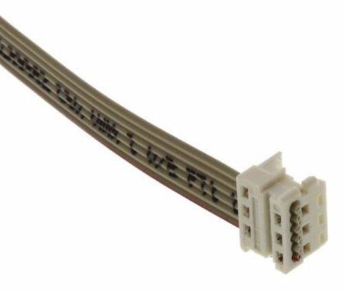 Molex PVC Picoflex Ribbon Cable Assembly 200mm 6 Ways Pk of 5