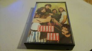 The Best of Canned Heat Cassette Tape