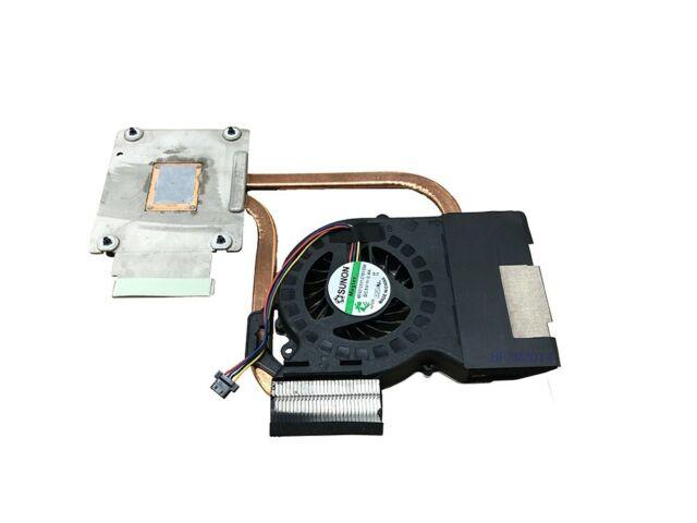 Original HP  dv6-6159us dv6-6158nr dv6-6167cl dv6-6138nr CPU FAN With Heatsink