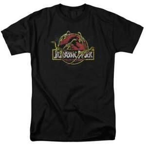 Jurassic-Park-t-shirt-Sci-Fi-Retro-90-039-s-Dr-Alan-Grant-graphic-cotton-tee-UNI337