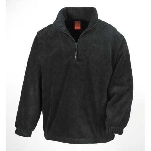 R33X Result Polartherm™ Top Mens Active Fleece 330 gsm Winter Warm Jacket