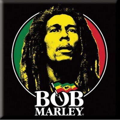 Bob Marley Fridge Magnet Calamita Face Official Merchandise Prezzo Di Strada