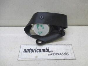 FIAT-BRAVO-1-6-D-6M-88KW-2011-RICAMBIO-CINTURA-DI-SICUREZZA-POSTERIORE-SINISTR