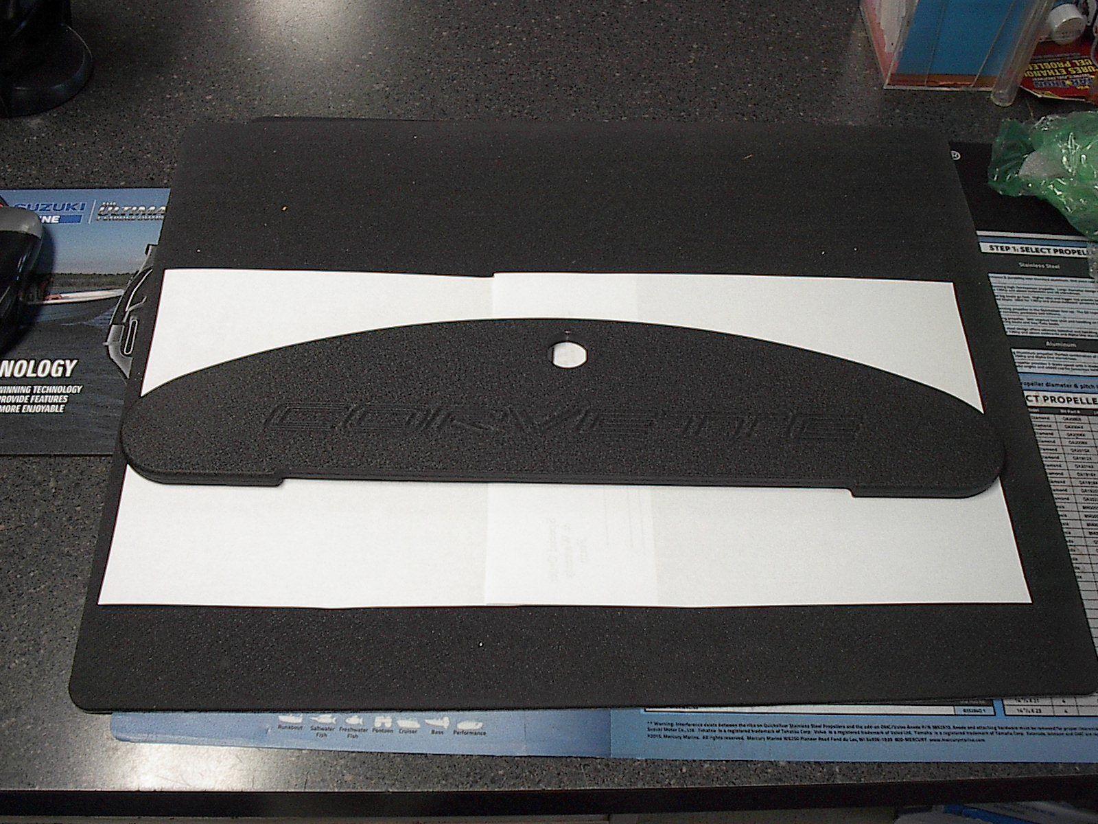 Handschuhfach Tür für eine Malibu, Corvette Limited Edition Ski Stiefel