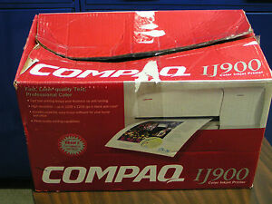 COMPAQ IJ900 PRINTER WINDOWS VISTA DRIVER DOWNLOAD