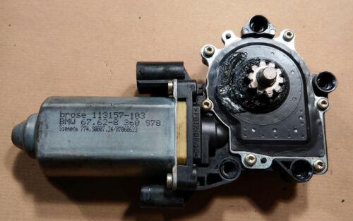 Bmw e36 316i Coupe elevalunas motor 8360978 la parte delantera izquierda a partir de 9//93 brose