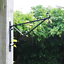 Rattan-Artificial-Flower-Hanging-Baskets-amp-Brackets-Outdooor-Garden-Decorative thumbnail 30