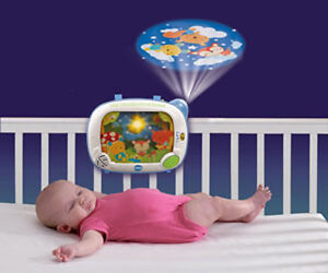 Vtech Little Friendlies Sweet Dreams Baby Cot Mobile