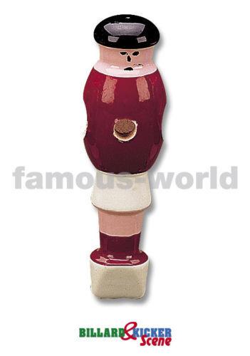 Kicker-Figur aus Holz für 16mm Stangen 06022