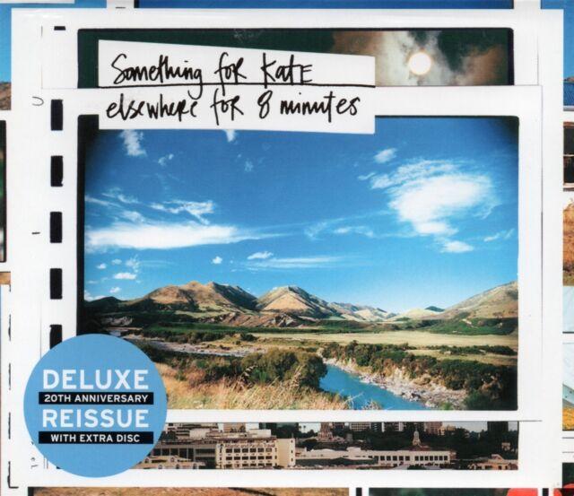 Something For Kate - Elsewhere For 8 Minutes (2 x CD) 2014 Reissue + Bonus CD