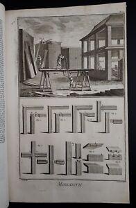 Enciclopedie-Diderot-1751-1772-Menuisier-en-batimens-mobiliere-n-85-Tavole