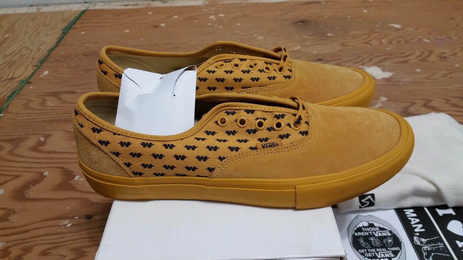 Vans X WTAPS X SYNDICATE AUTHENTIC