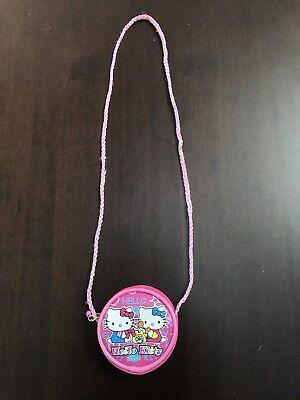 Disinteressato Hello Kitty Borsettina Tracolla Diametro 8,5 Cm Risparmia Il 50-70%