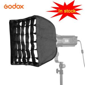 Godox-SA-30-Softbox-Grid-30cmX30cm-for-Godox-S30-Focusing-LED-Video-Light