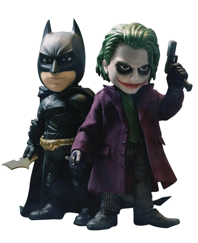 Dc Comics Gotham City HMF-045 Action Figure Box Set HeroCross