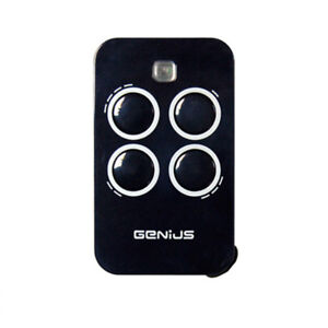Genius-ECHO-TX4-433mhz-4-channel-remote-control