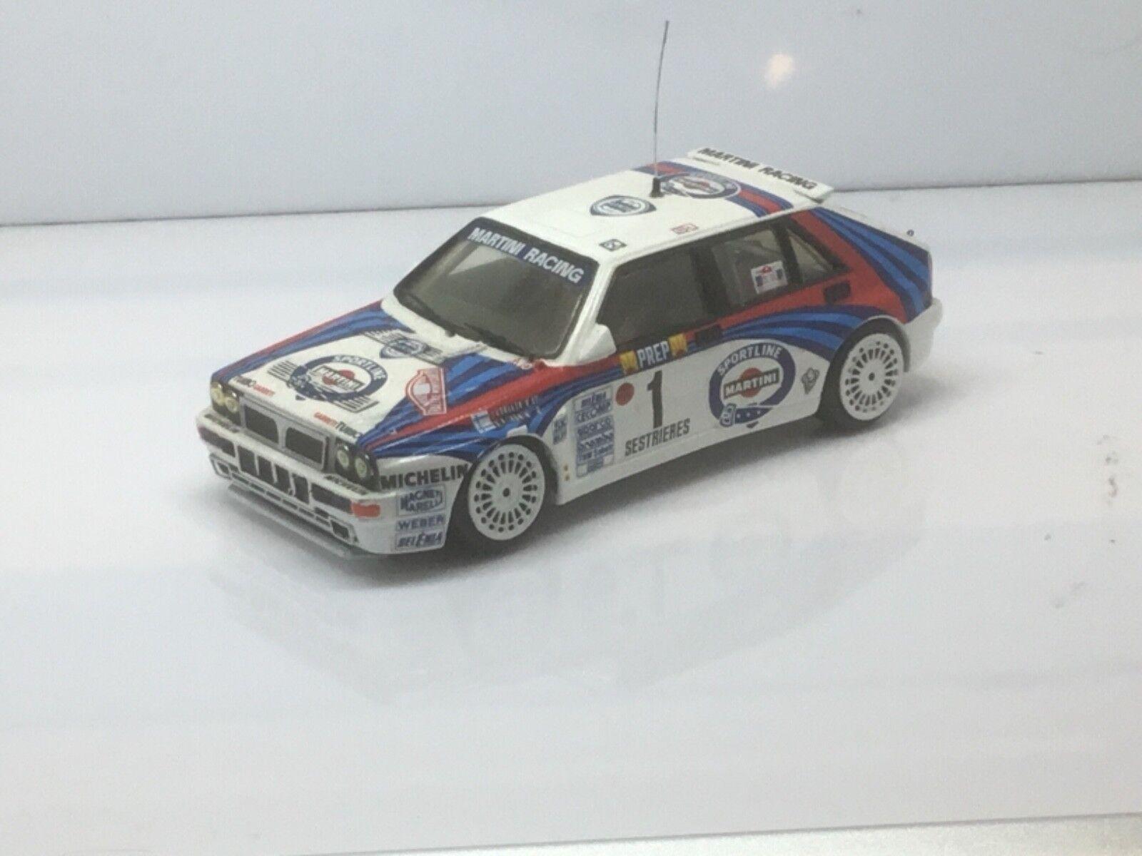 Código 3 1 43 LANCIA Martini Racing Rally Coche por Racing 43 Francia