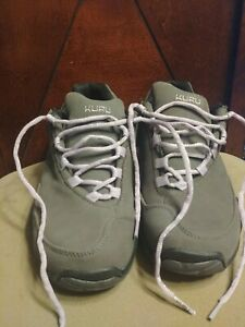 womens kuru chicane shoes sz10 walking athletic lace up