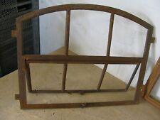 Gussfenster, Stallfenster mit großer Klappe, Lüftung, Unten, 6 Felder