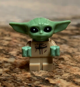 Baby Yoda FROM SET 75292 STAR WARS THE MANDALORIAN NEW LEGO The Child sw1113