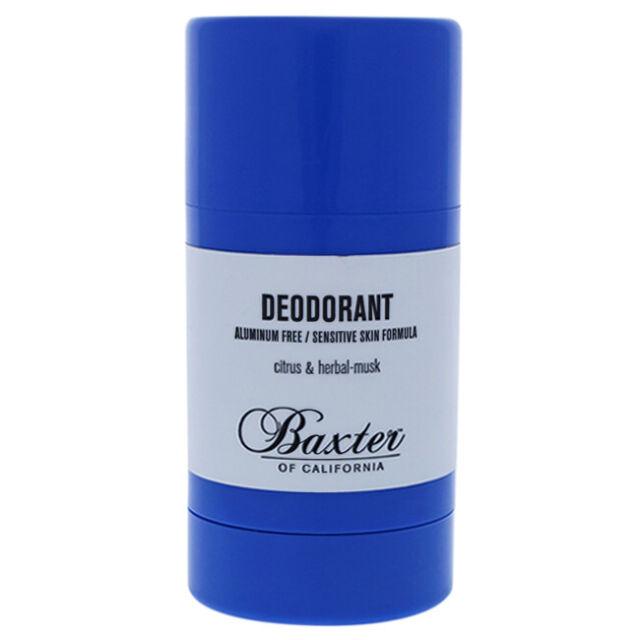 Baxter Of California Deodorant - Citrus and Herbal-Musk Deodorant Stick 35.40 ml