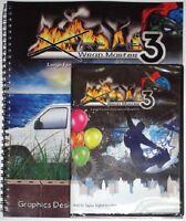 Xtreme Wrap Master 3, Large Format Vehicle Graphics Prints Sign Vinyl Signage