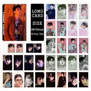 30pcs-set-Cute-EXO-SEHUN-EX-039-ACT-Photo-Picture-Poster-Lomo-Cards