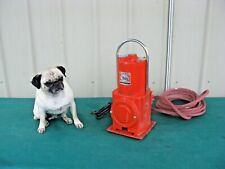 Devilbiss Tuffy Vintage Air Compressor Nch 501 Painting With Hose