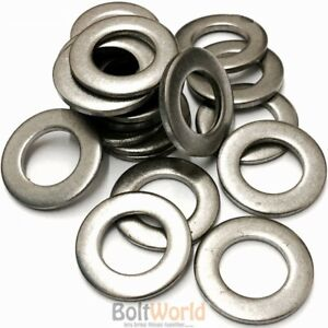 M1-6-1-6mm-STAINLESS-STEEL-A2-FORM-A-FLAT-WASHERS-TO-FIT-SCREWS-BOLTS-DIN-125