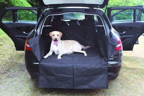 Water Resistant Car Boot Liner Mat Bumper Protector Ford Focus All Years