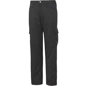 "Helly Hansen Durham Service Pantalon Taille 30 - 45 ""homme noir 76466 990"