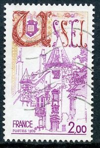STAMP-TIMBRE-FRANCE-OBLITERE-LUXE-N-1872-USSEL