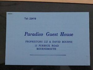 VINTAGE-PARADISO-GUEST-HOUSE-BORNEMOUTH-DORSET-CARD