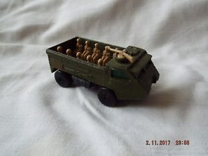 MATCHBOX-SUPERFAST-MADE-IN-ENGLAND-No54-PERSONNEL-CARRIER