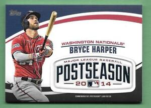 Bryce-Harper-2018-Topps-Update-MLB-POSTSEASON-LOGO-PATCH-RELIC-Nationals