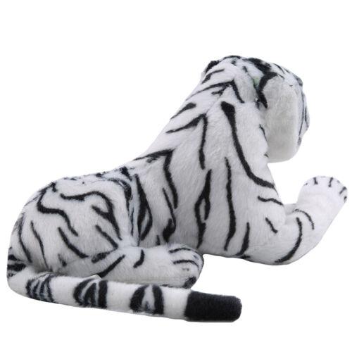 Cute Tiger Soft Plush Toys Simulation Tiger Stuffed Dolls Baby Pillow Plush  LH