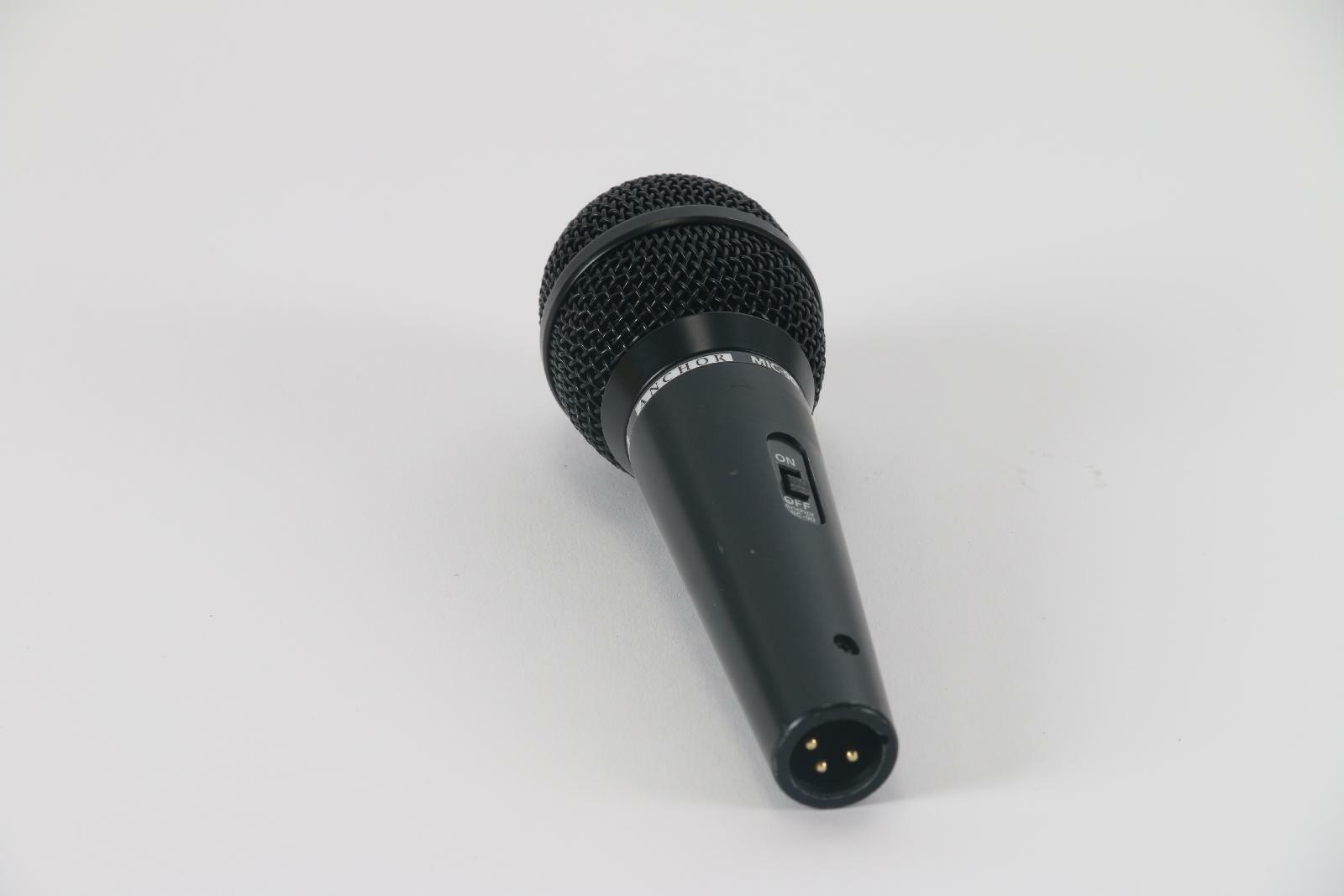 Anchor MIC-90 Dynamic Unit-Directional Lo-Z Microphone