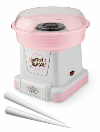 Nostalgia Pcm805 Hard /& Sugar Free Cotton Candy Maker