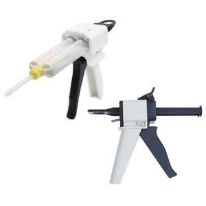 4-1-10-1-Ratio-Dental-Impression-Mixing-Tips-Dispenser-50ml-Dispensing-UE