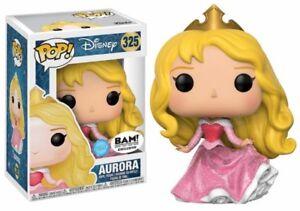 Aurora Glitter Sleeping Beauty Dornröschen POP! Disney #325 Vinyl Figur Funko