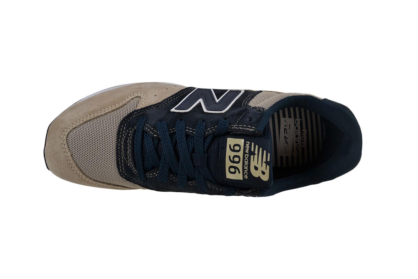 New Balance MRL996 KA beige beige beige blau Turnschuhe Schuhe 6cf053
