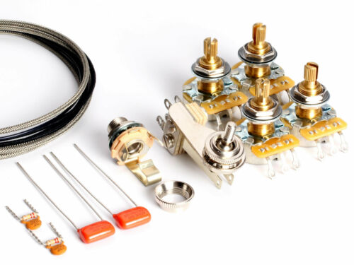 ToneShaper Wiring Kit Gibson SG Standard Modern Wiring