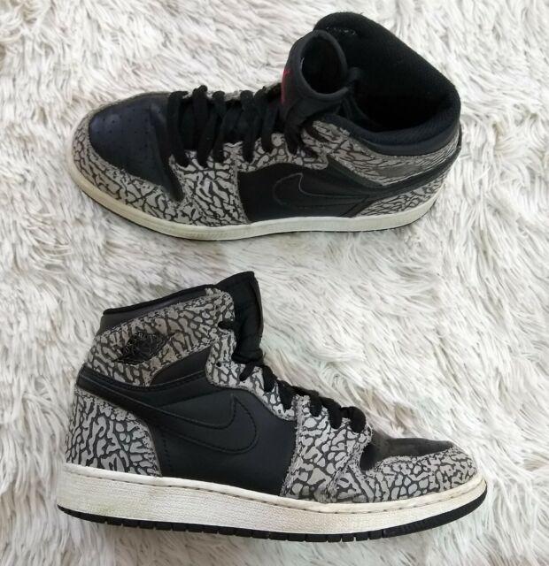 Nike Air Jordan 1 Youth Size 4.5Y Retro
